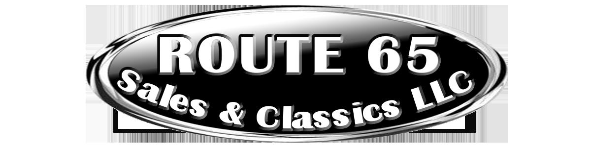 Route 65 Sales & Classics LLC