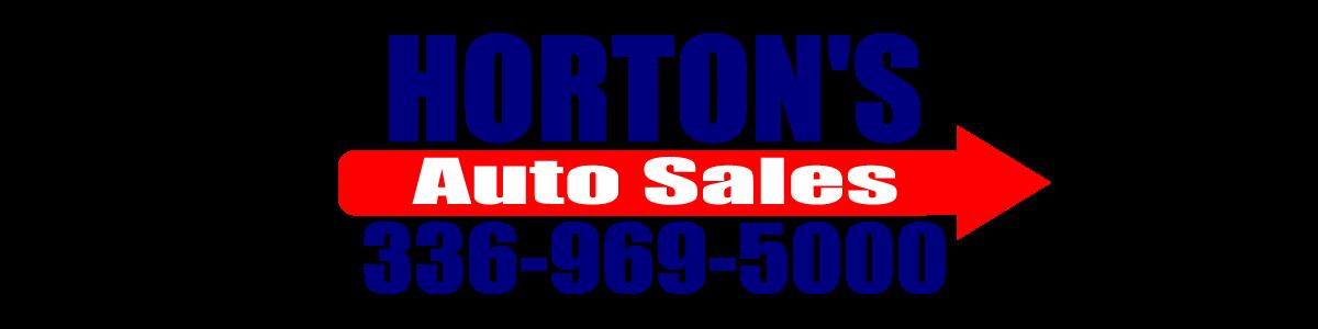 Horton's Auto Sales