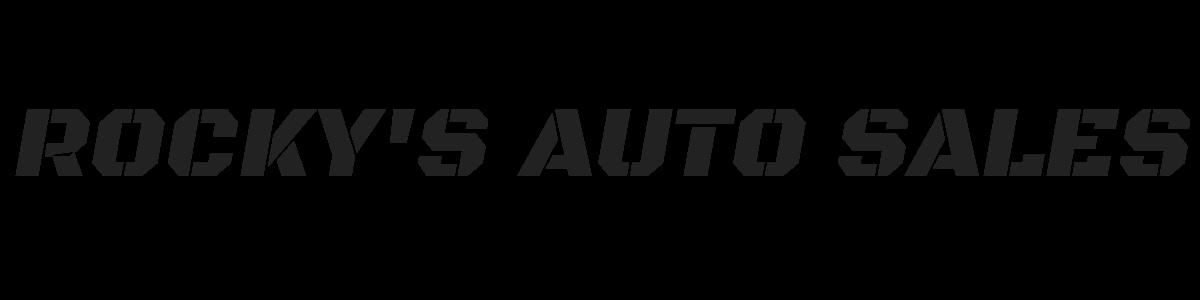 Rocky's Auto Sales