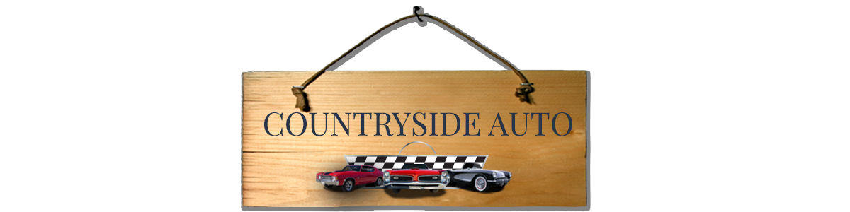 COUNTRYSIDE AUTO INC