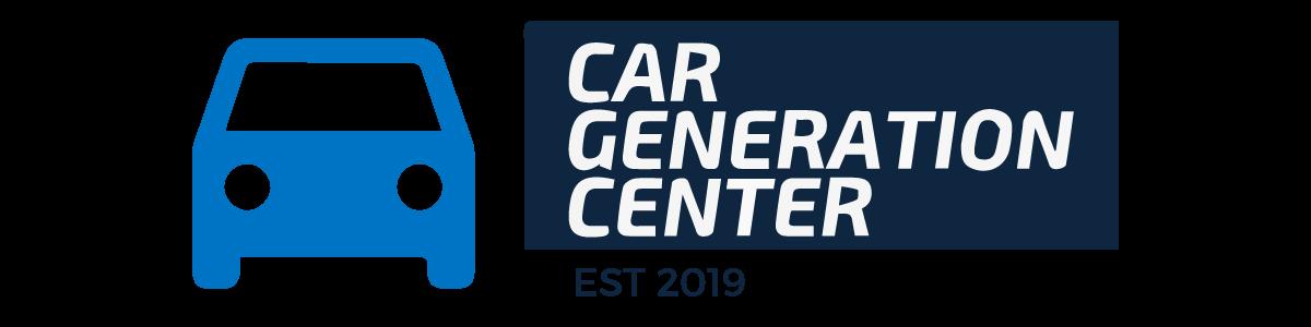 CAR GENERATION CENTER, INC.