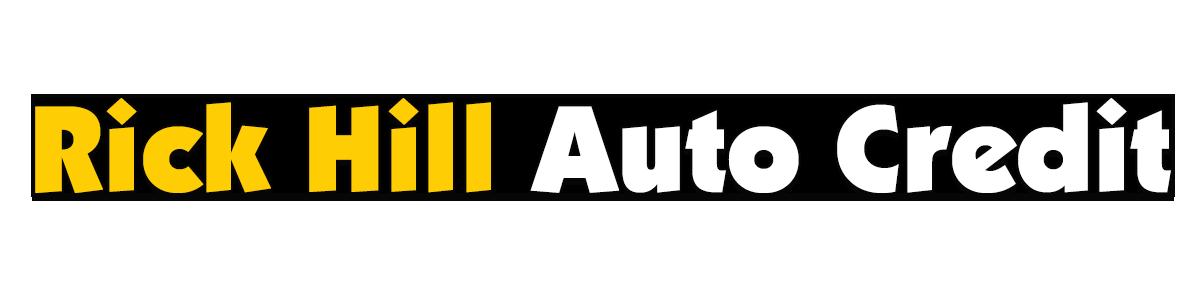 Rick Hill Auto Credit