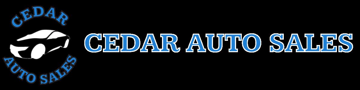 Cedar Auto Sales