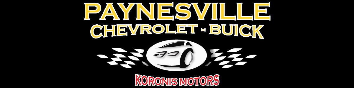 Paynesville Chevrolet - Buick