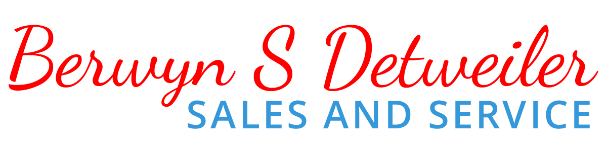 Berwyn S Detweiler Sales & Service