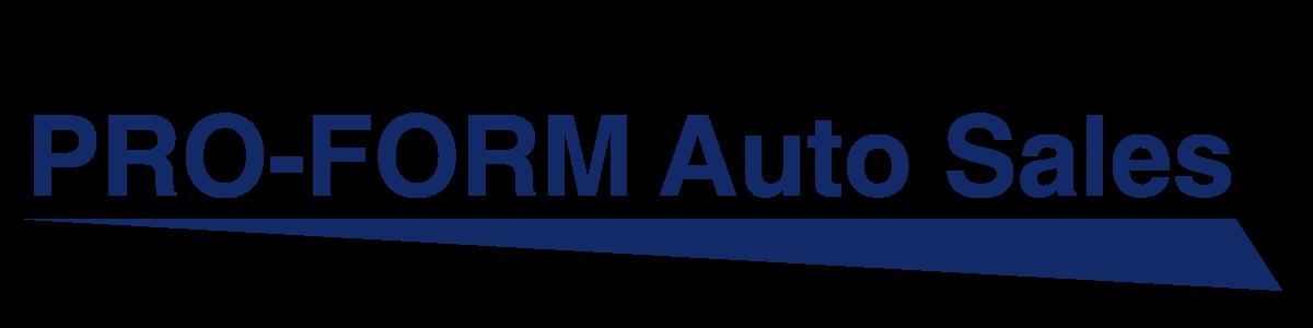 Pro-Form Auto Sales