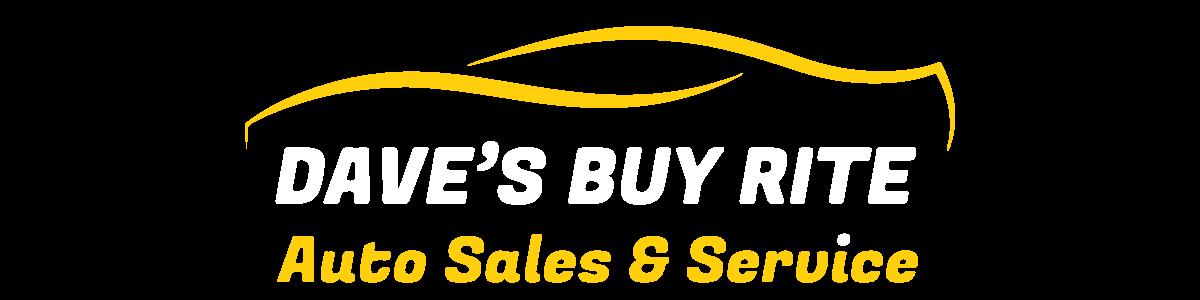 Dave's Buy Rite Auto Sales