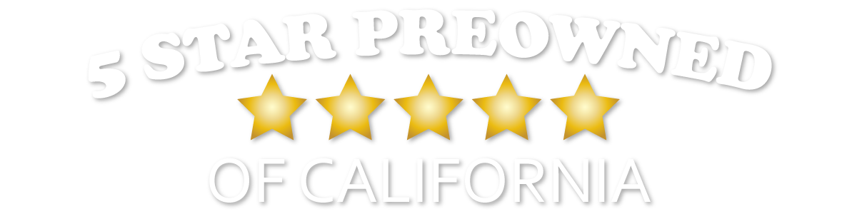 5 Star Preowned of California