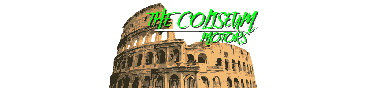 THE COLISEUM MOTORS