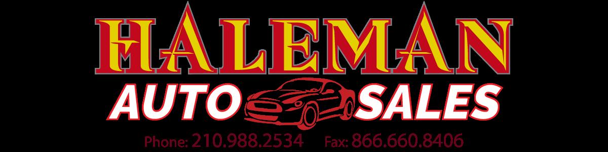 HALEMAN AUTO SALES