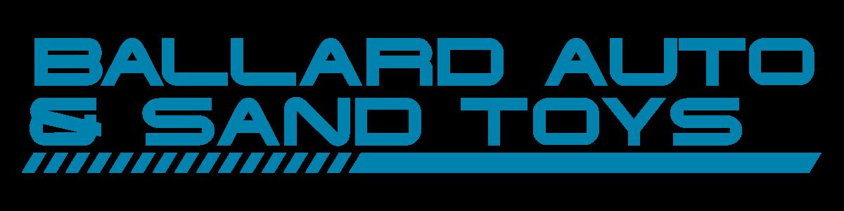 BALLARD AUTOS & SAND TOYS