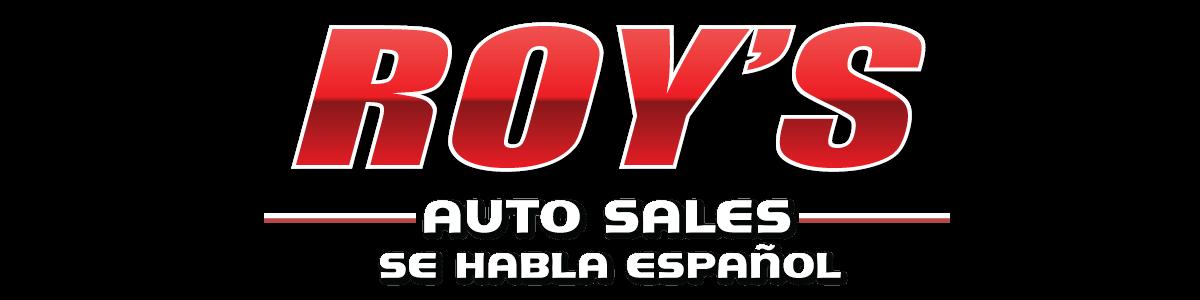 Roy's Auto Sales