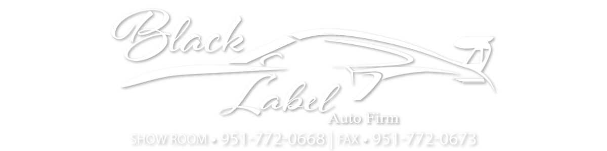 BLACK LABEL AUTO FIRM