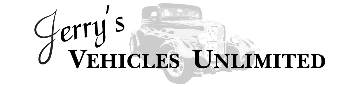 Jerrys Vehicles Unlimited