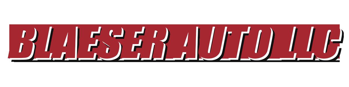 BLAESER AUTO LLC