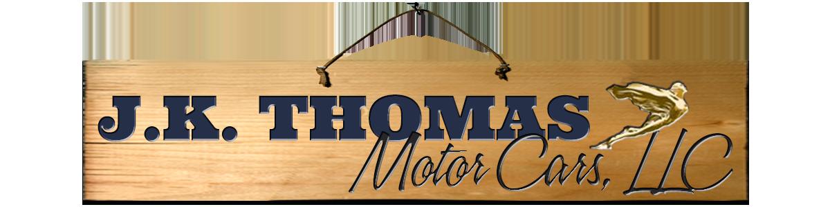 J.K. Thomas Motor Cars