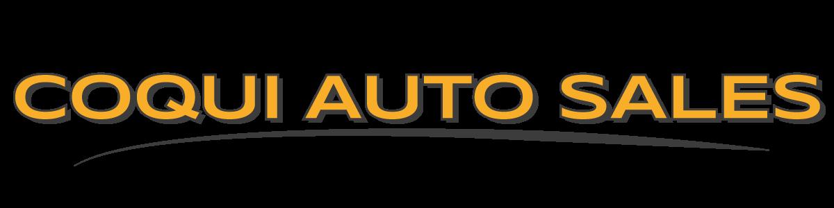 Coqui Auto Sales
