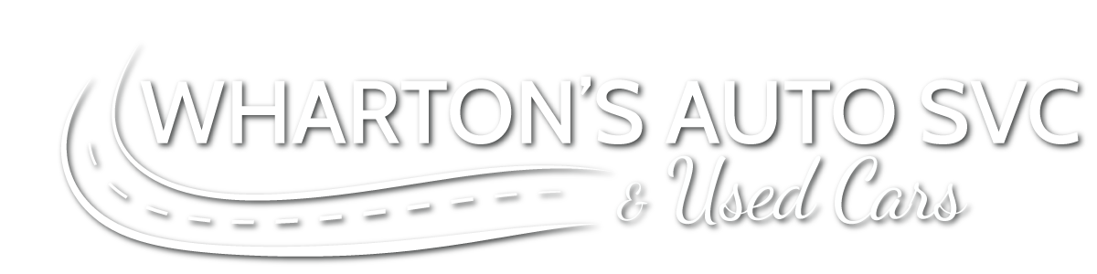 WHARTON'S AUTO SVC & USED CARS