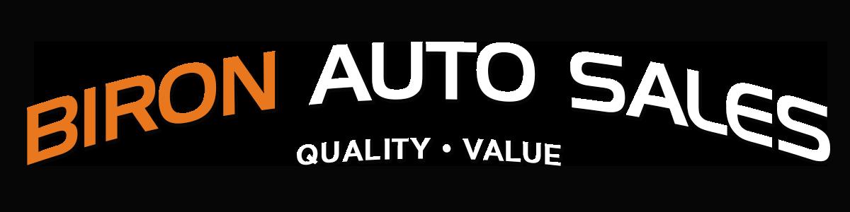 Biron Auto Sales LLC