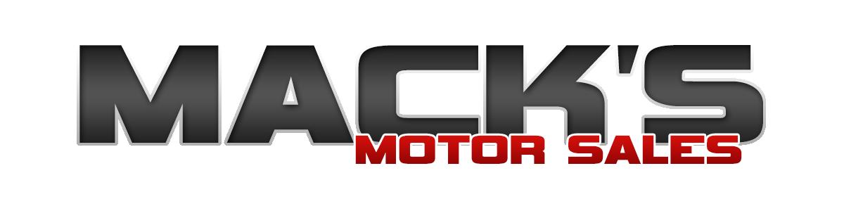 MACK'S MOTOR SALES