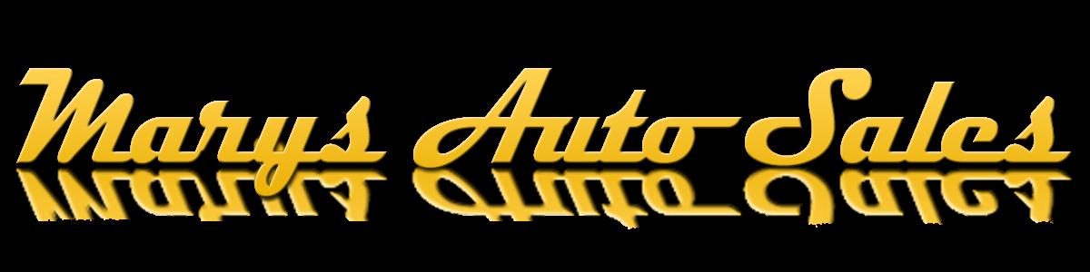 Marys Auto Sales