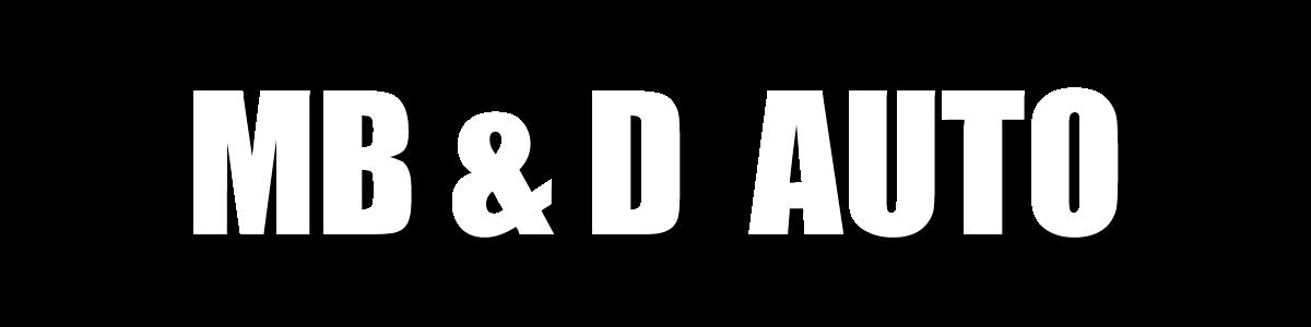 M B & D AUTO