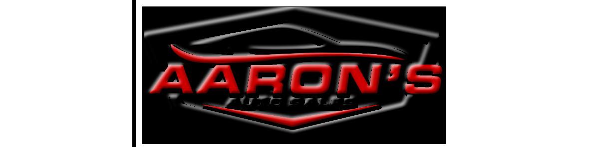 Aaron's Auto Sales