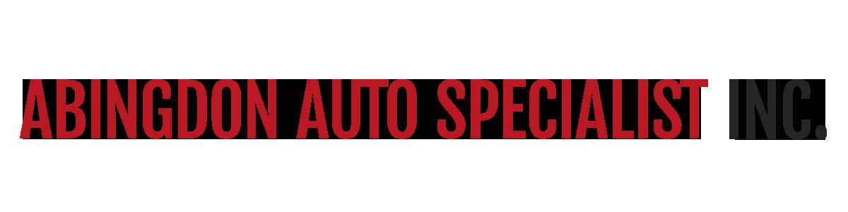 Abingdon Auto Specialist Inc.