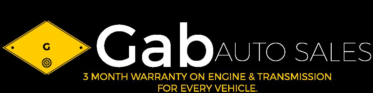 Gab Auto sales