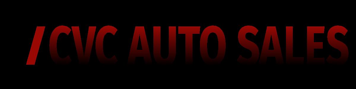 CVC AUTO SALES