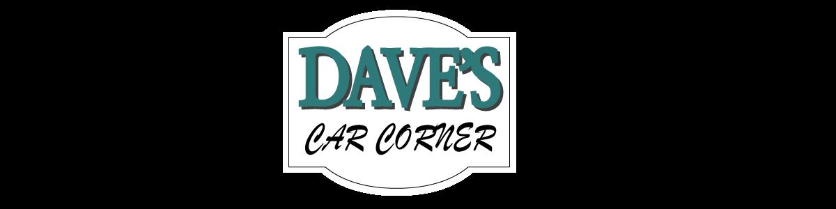 Dave's Car Corner