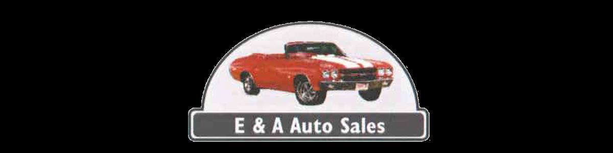 E & A Auto Sales