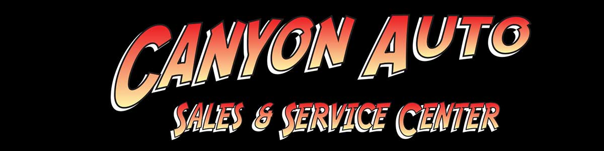 Canyon Auto Sales