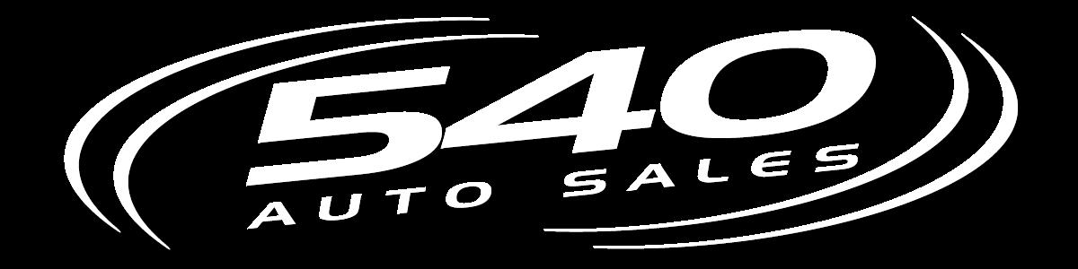 540 AUTO SALES