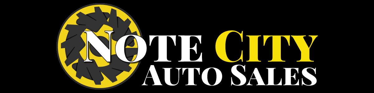 NOTE CITY AUTO SALES