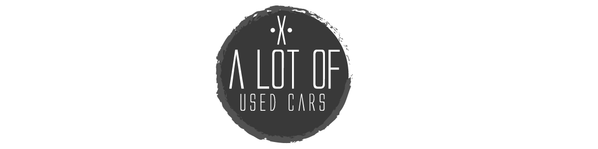 A LOT OF USED CARS