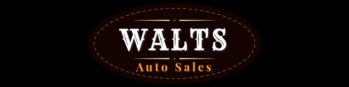 Walts Auto Sales