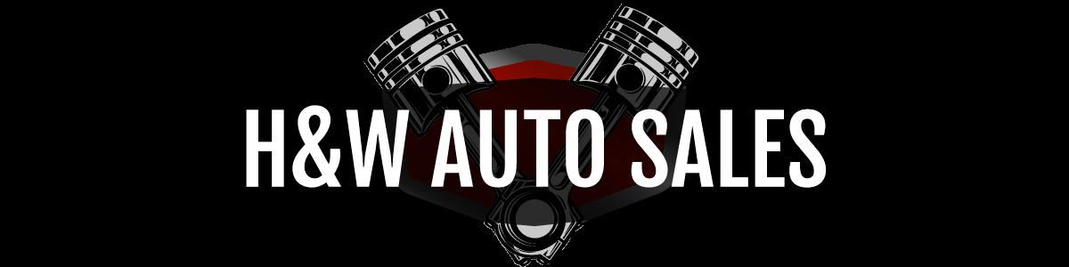 H&W Auto Sales