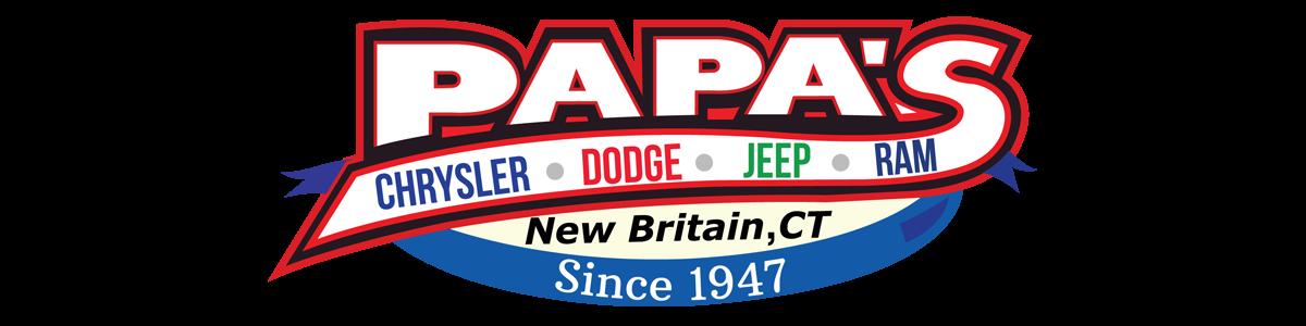 Papas Chrysler Dodge Jeep Ram