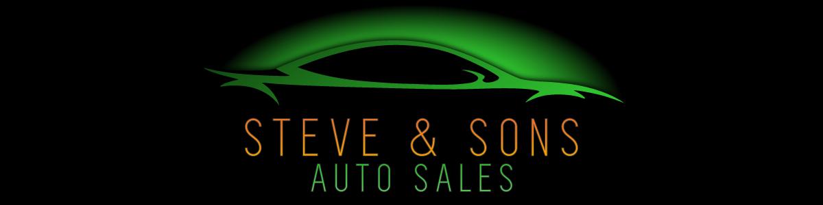 Steve & Sons Auto Sales