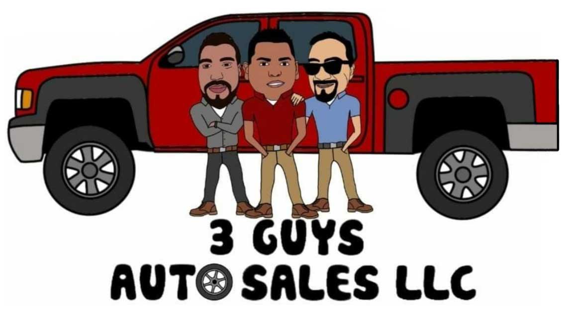3 Guys Auto Sales LLC