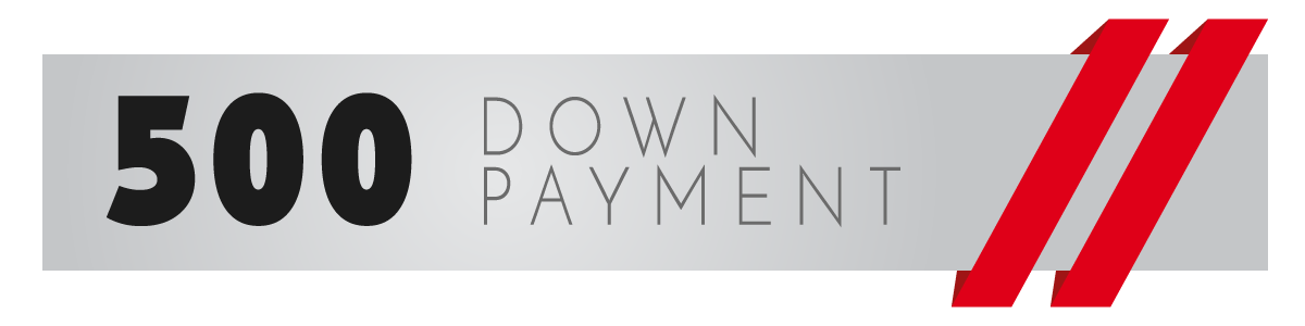 payment down