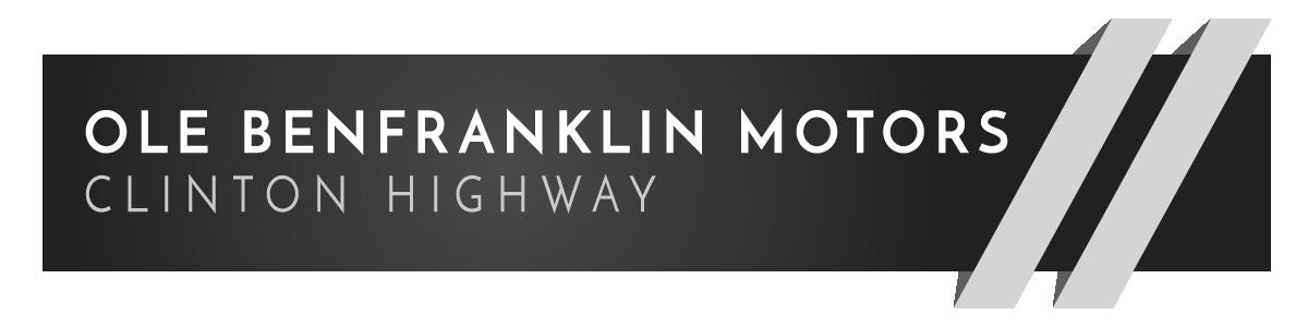 Ole Ben Franklin Motors Clinton Highway