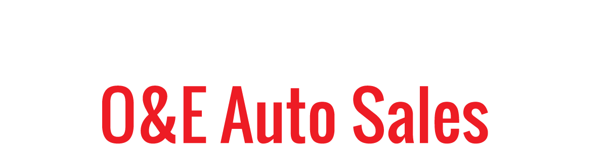 O & E Auto Sales
