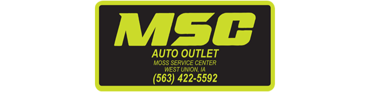 Moss Service Center-MSC Auto Outlet
