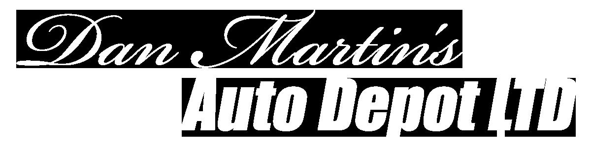 Dan Martin's Auto Depot LTD