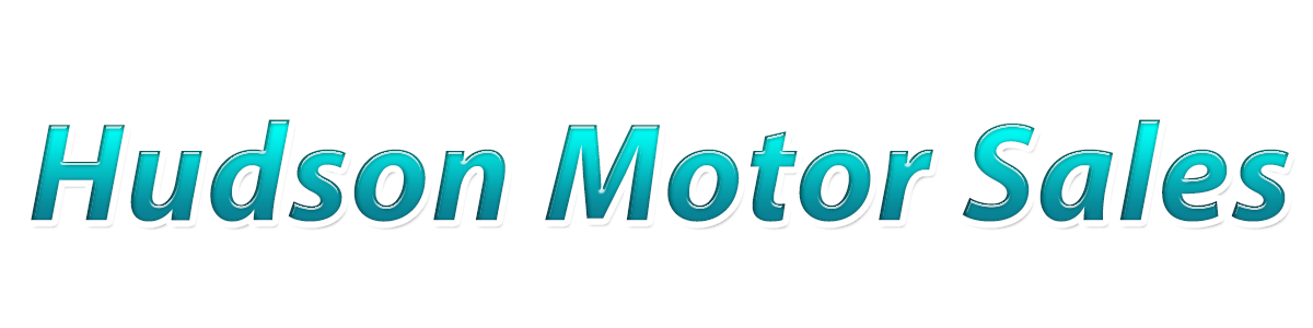 Hudson Motor Sales