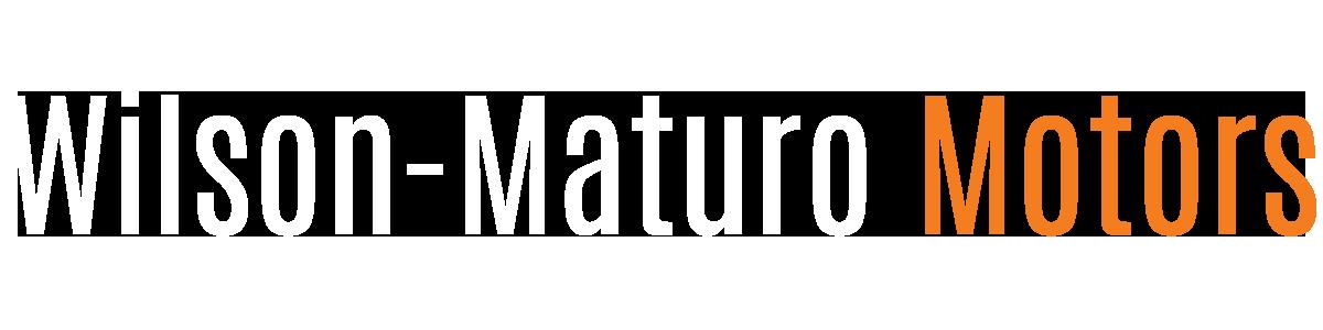 Wilson-Maturo Motors