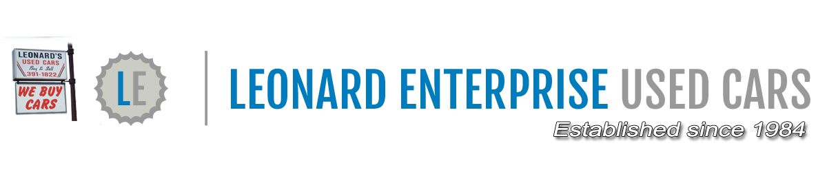 Leonard Enterprise Used Cars
