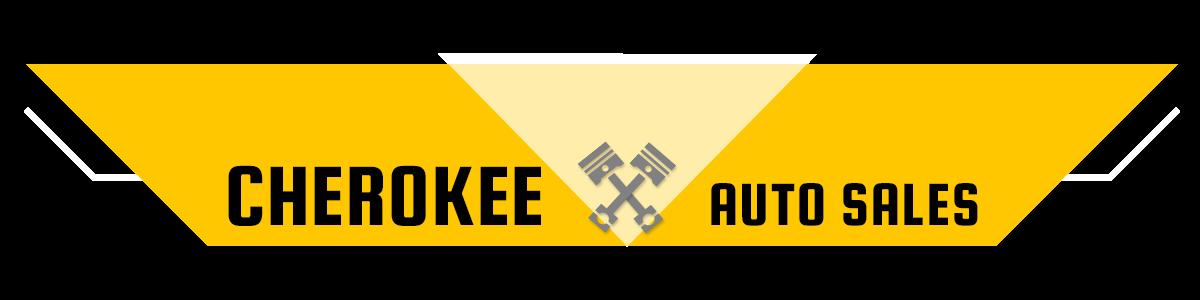 Cherokee Auto Sales